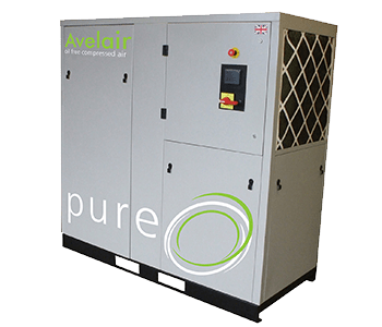 Oil Free Compressed Air Class 0