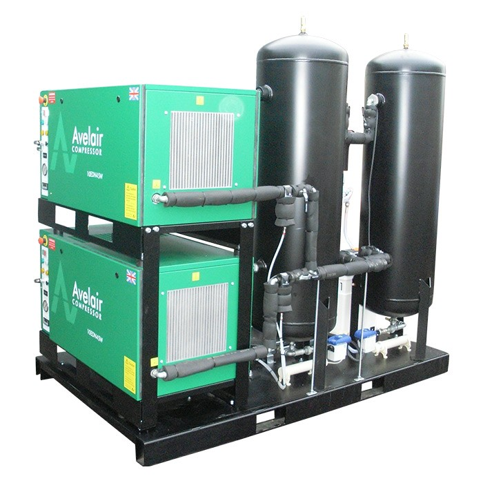 Compressed Air Skid Packages