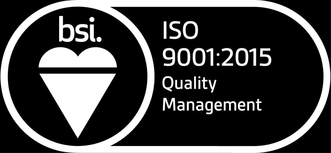 Avelair is now UKAS accredited ISO 9001:2015