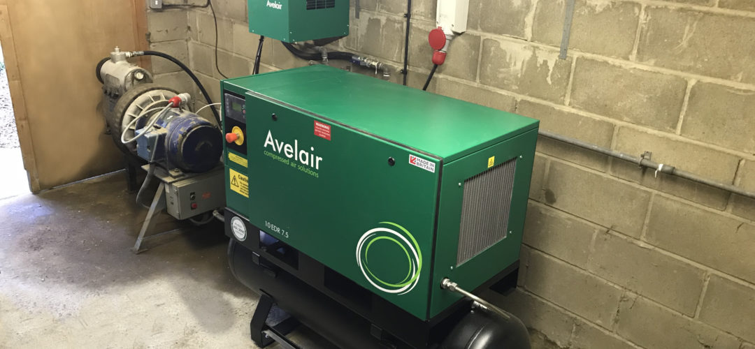 Case Study: Two new compressors for leading supplier of concrete