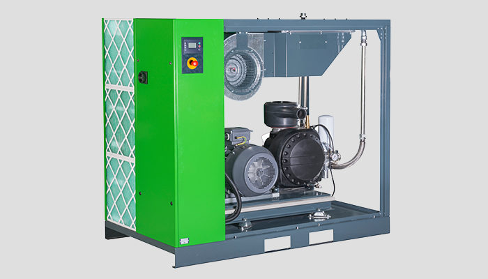 Ultra Efficient VSD Variable Speed Air Compressors