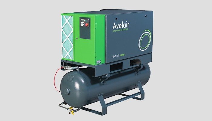 NEW EVO Fixed Speed Air Compressors