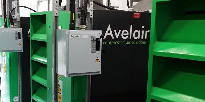 270KW of compressed air power…