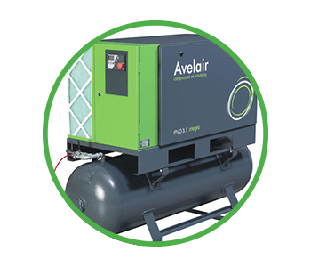 evo Fixed Speed Air Compressors