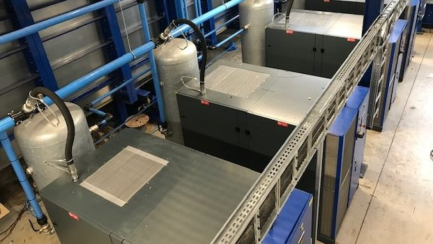 Case Study: 280kW of compressed air power